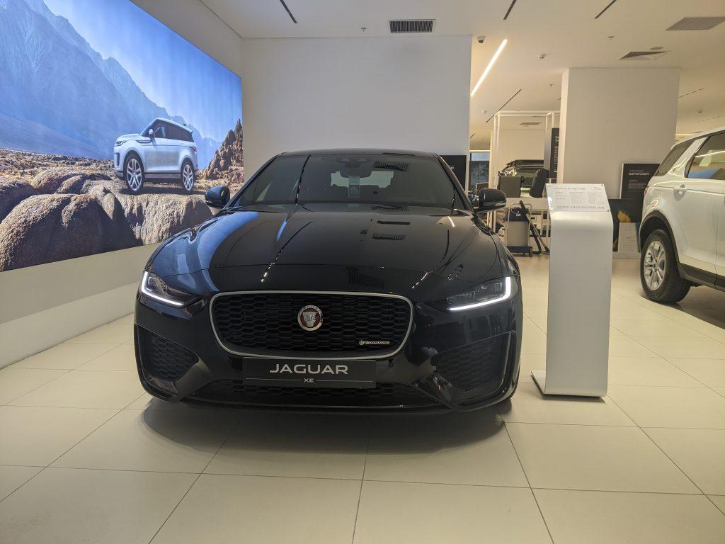 Jaguar Land Rover Hà Nội là Showroom chính hãng Land Rover khu vực miền bắc
